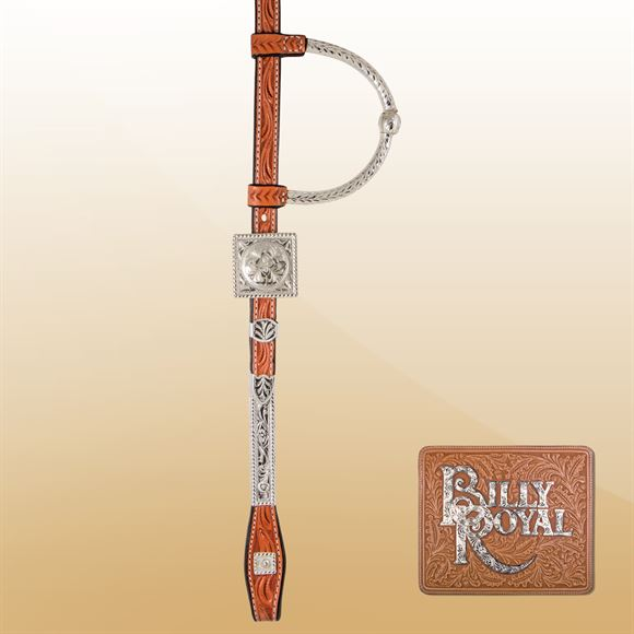 Billy Royal® SP Cypress Headstall