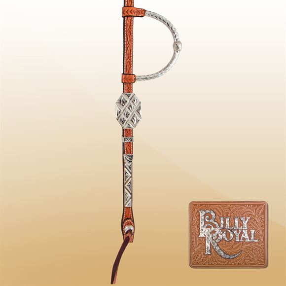 Billy Royal® SP Beaumont Headstall