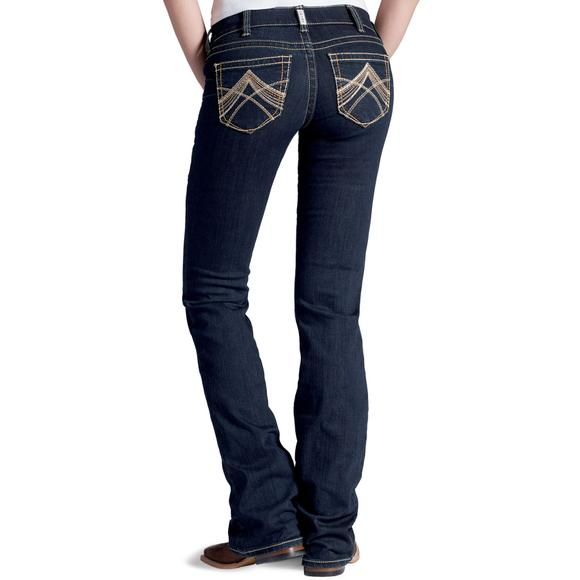 Ariat Ladies Chainlink REAL Riding Jeans