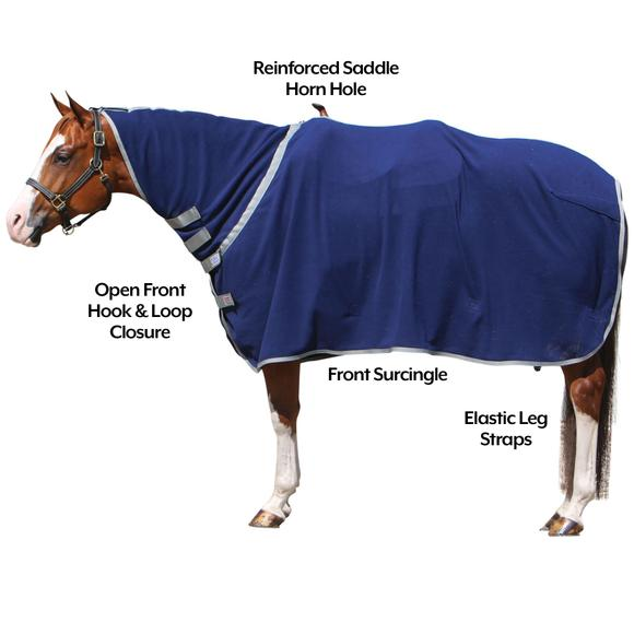 Dura-Tech® Western Performance Contour Fleece Cooler
