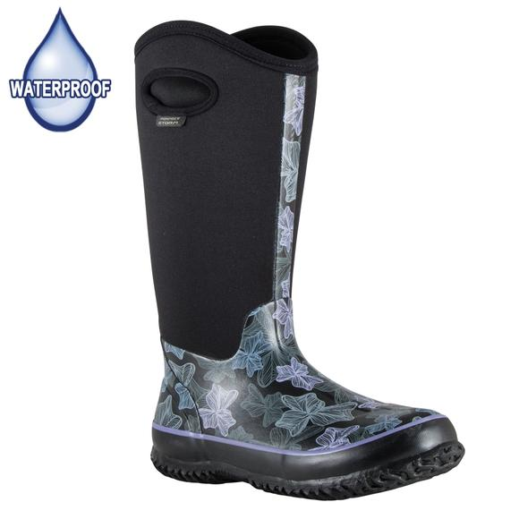 Perfect Storm Ladies Cloud High Waterproof Boots