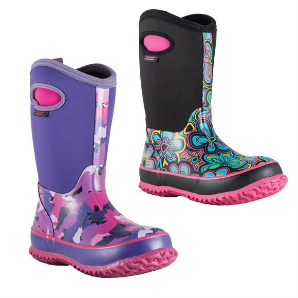 Perfect Storm Kids/Youth Cloud High Waterproof Boots