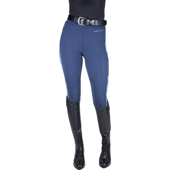 Noble Outfitters® Ladies Printed Balance Riding Tights