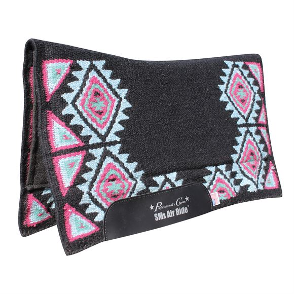 """Professional�s Choice® Comfort-Fit SMx Air Ride™ Buckeye Western Saddle Pad 34"""" x 38""""image"""