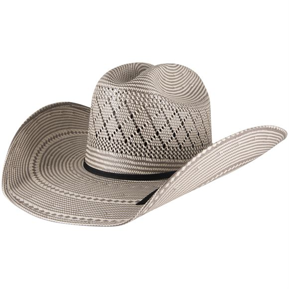 Rodeo King Rancher Straw Cowboy Hat