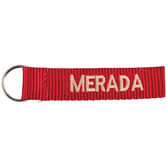 Personalized Nylon ID Tag