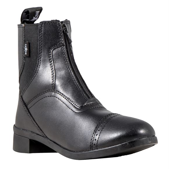 Saxon Children's Syntovia Zip Paddock Boots