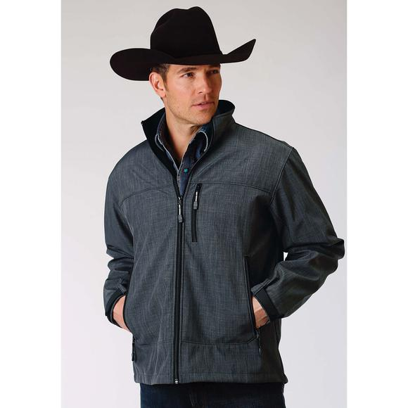 Roper Men's Tech Series Softshell Jacket
