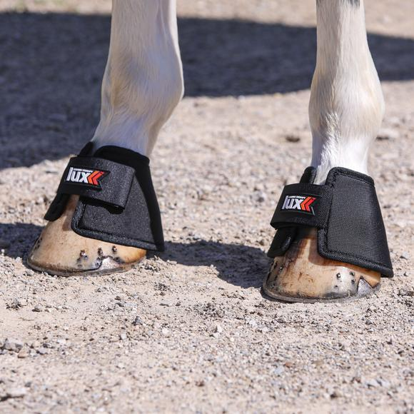 Lux® Ceramic Therapy Overreach Bell Boots