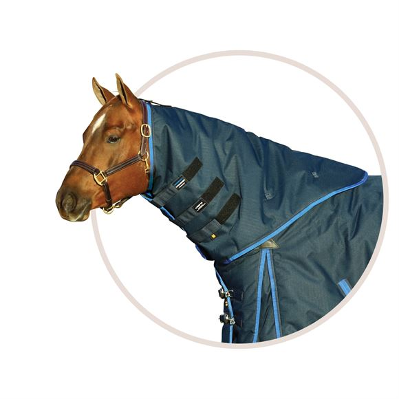 ARMORFlex® Challenger VTEK® Fit Turnout Blanket Neck Cover