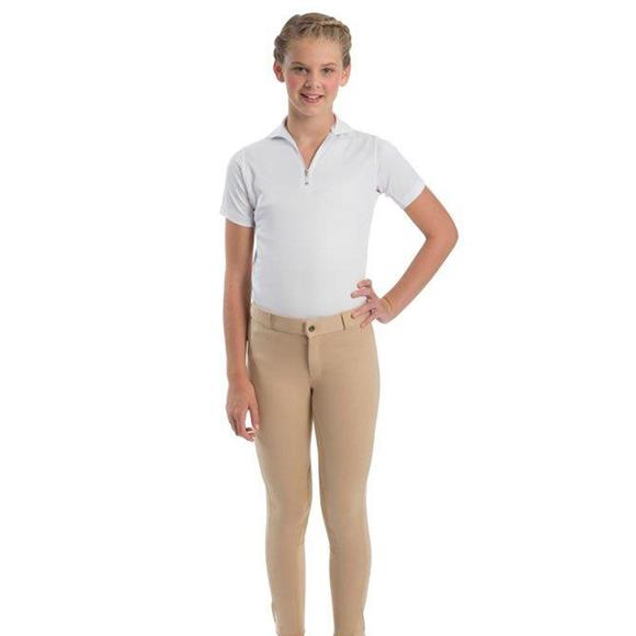 RHC Children's Low Rise Euro Seat Breeches