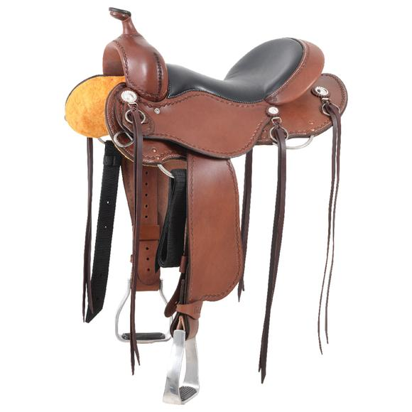 Cashel® Western Trail Saddle