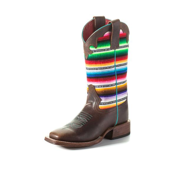 Macie Bean Lefty's Pancho Kids/Youth Western Boots