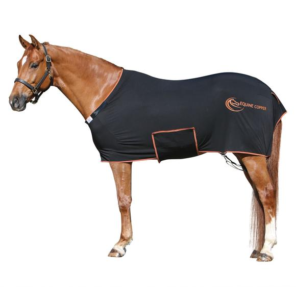 Equine Copper Lycra Bellyband Sheet