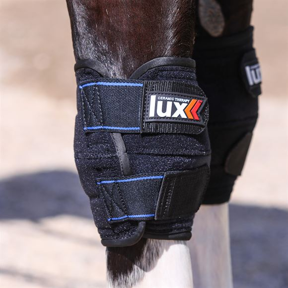 Lux Ceramic Therapy® Knee Wraps