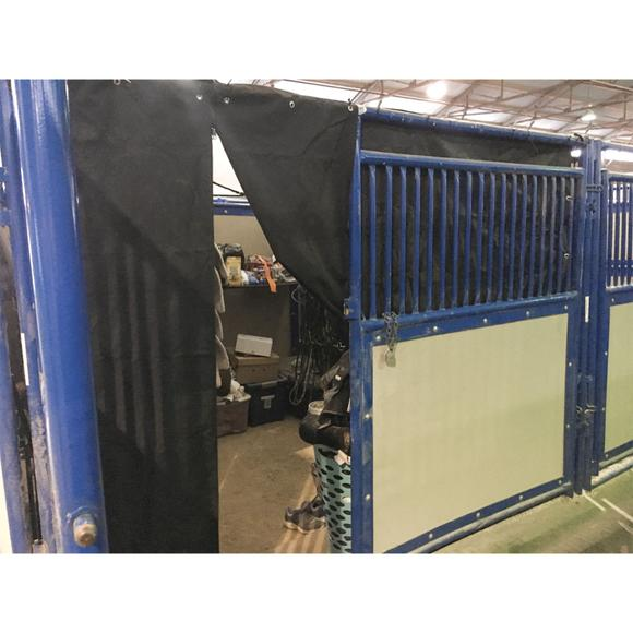 Dura-Tech® Stall Drape Tack Room Privacy Package