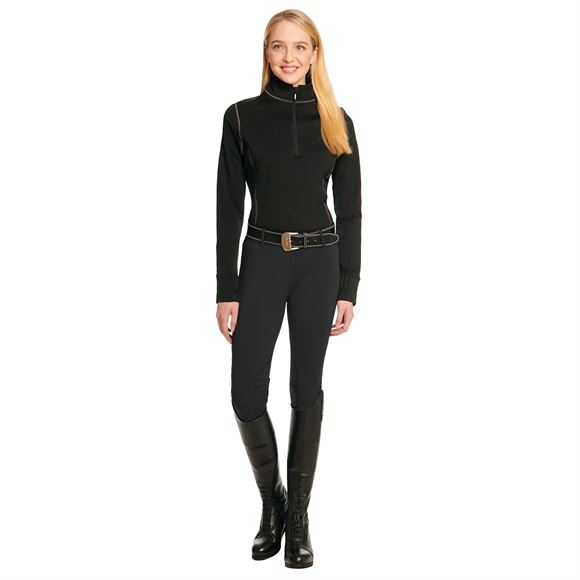 Ovation® Ladies Equinox™ 3-Season Knee Patch Pull-On Breeches