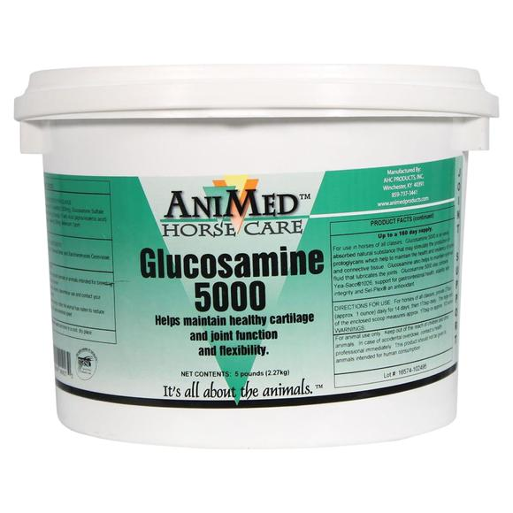 AniMed™ Glucosamine 5000 Joint Supplement