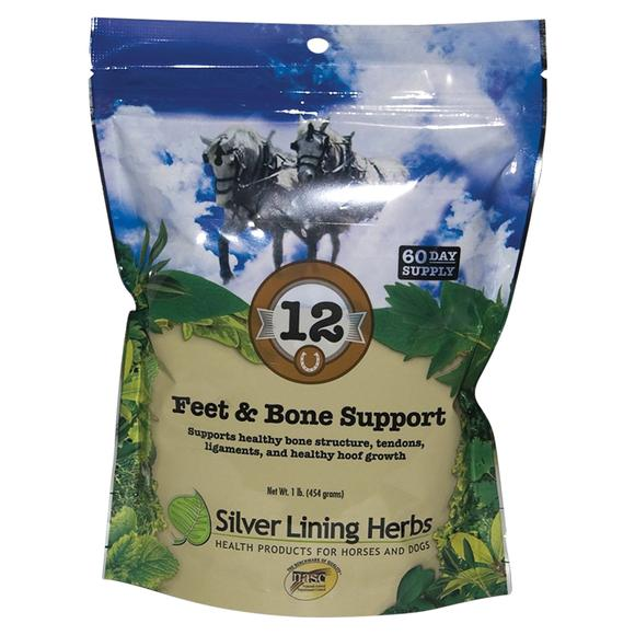 Silver Lining Herbs #12 Feet & Bone Support Supplement