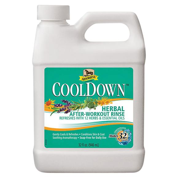 Absorbine® Cooldown™ Herbal After Workout Rinse Liniment