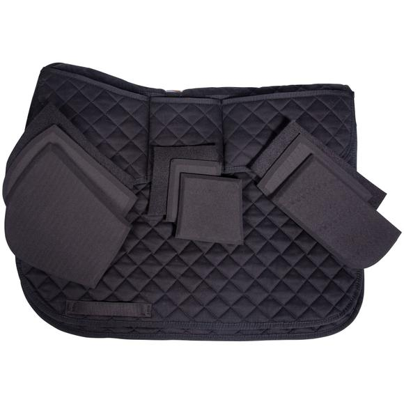 Dura-Tech® Verashim All Purpose 6 Pocket Shim Saddle Pad