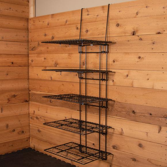 Easy-Up® Pro 5 Tier Main Frame with 5 Shelves