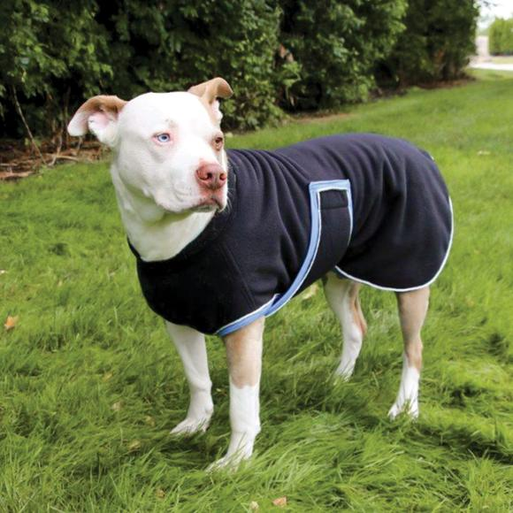 Dura-Tech® Heavy Fleece Dress Dog Coat