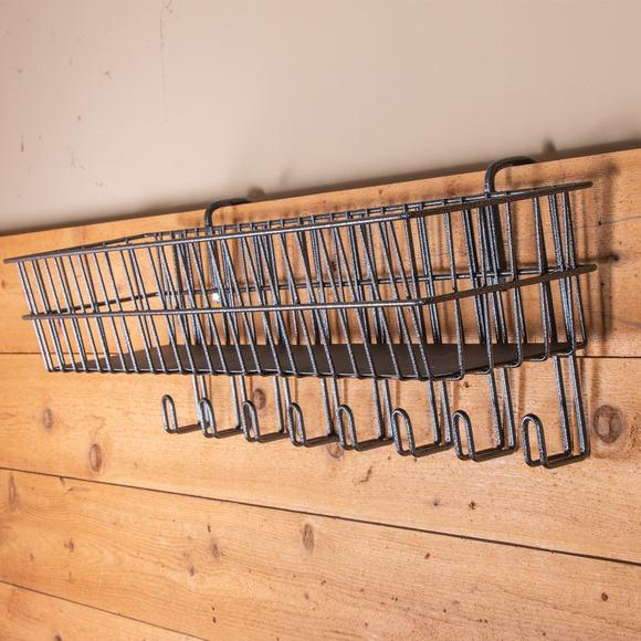 """Easy-Up® Pro 36"""" Basket with Tack Hangers"""
