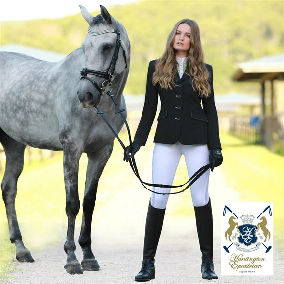 Huntington Equestrian® by Schneiders Mandy Performance Gel Full Seat Breeches