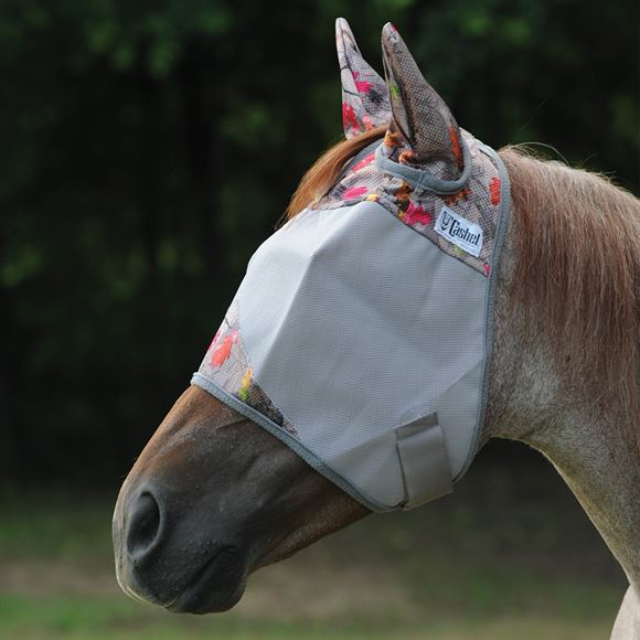 Cashel Crusader™ Limited Designer Fly Mask with Ears