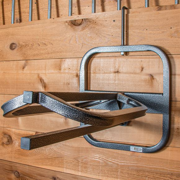Easy-Up® Pro Series Hook Over Saddle Rack with Pad Bar