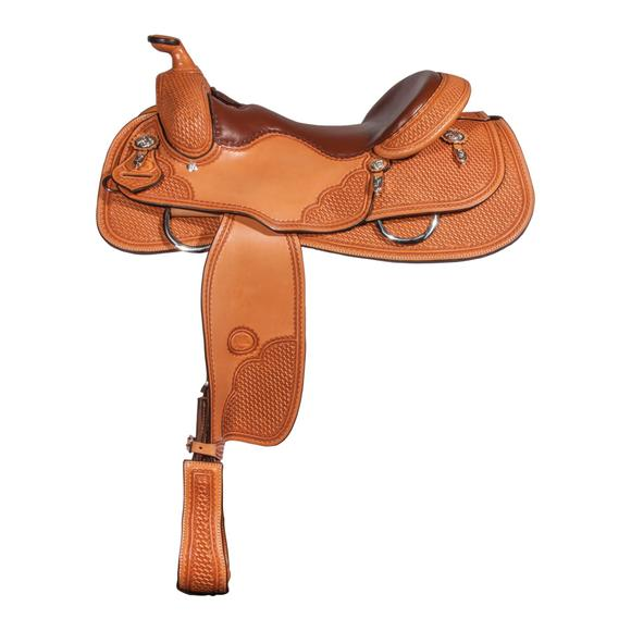 Billy Royal® Westcoast Reiner Saddle