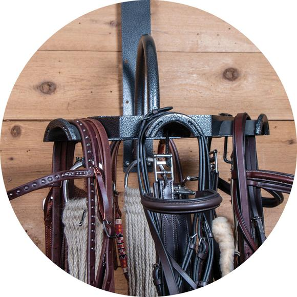 Room for All Your Bridles