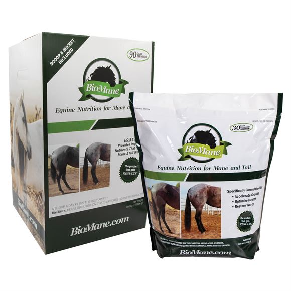 BioMane Equine Pellets