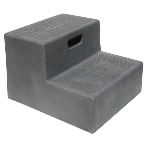 High Country Plastics Trailer & RV Two Step Mounting Block