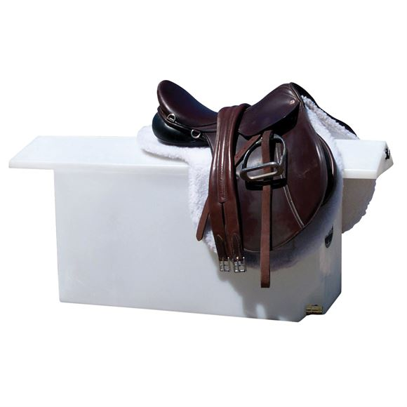 High Country Plastics 30 Gallon Water Caddy & Saddle Rack