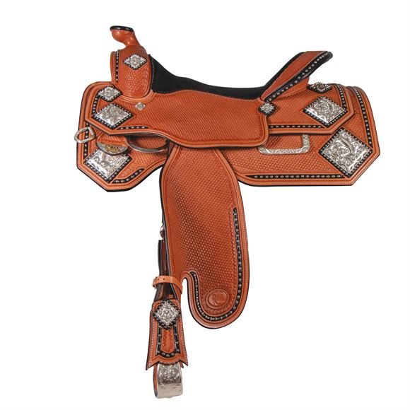 Billy Royal® Diamond Classic Show Saddle
