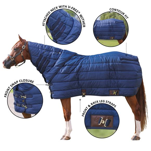 Dura-Nylon® V-Free® Westcoast Combo Medium Weight Stable Blanket