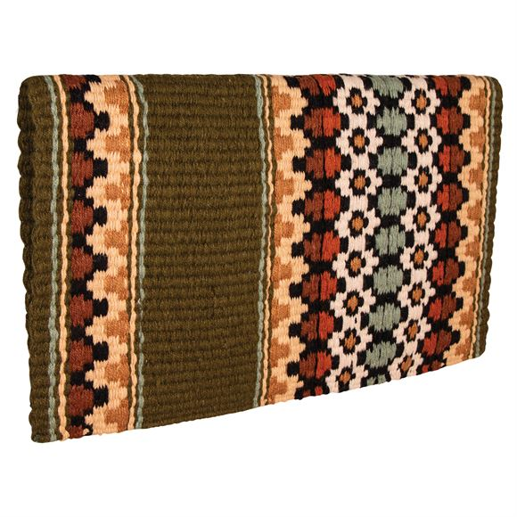 "Mayatex Moonlight Show Saddle Blanket 34"" x 38"""
