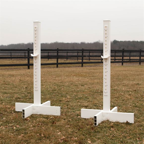 Easy-Up® Jump Standard with Pinless Track System