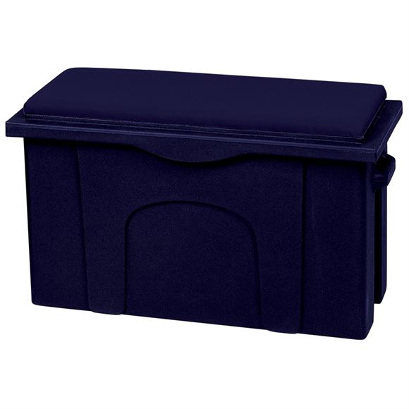 Pony Sport Tack Trunk with Padded Seat