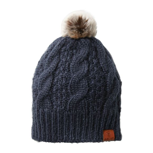 Ariat® Cable Beanie
