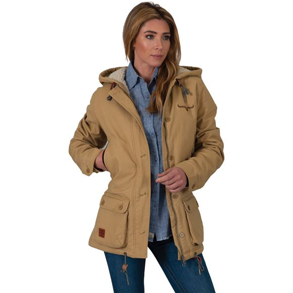 Kimes Ranch Ladies All Weather Anorak Jacket
