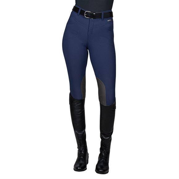 Kerrits® Ladies Crossover II Knee Patch Breeches