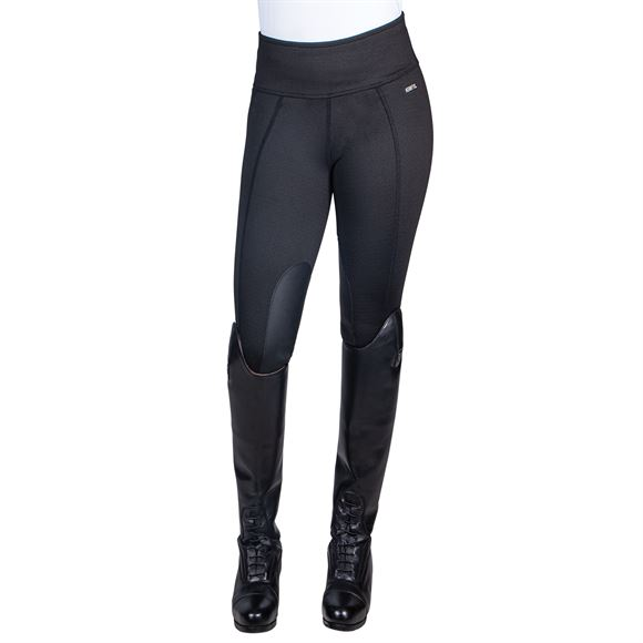 Kerrits® Ladies Fleece Lite Knee Patch Riding Tights