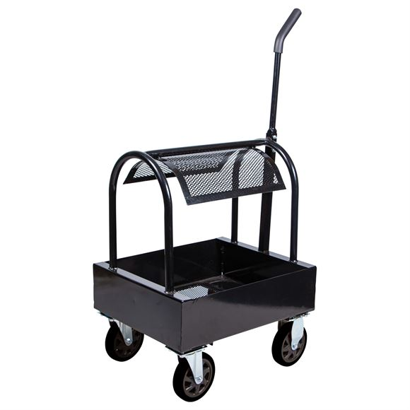 Easy-Up® Saddle & Grooming Box Cart