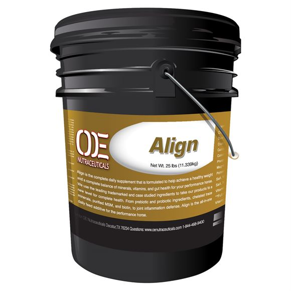 OE Nutraceuticals Align 25lbs