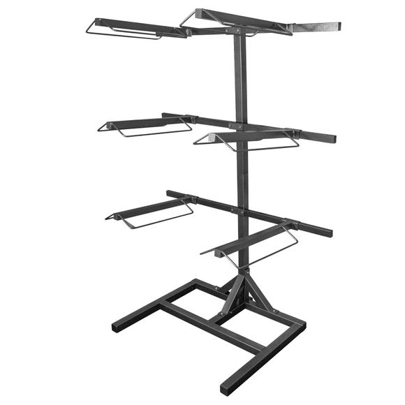 Easy-Up® Titan Interchangeable Saddle & Tack Stand