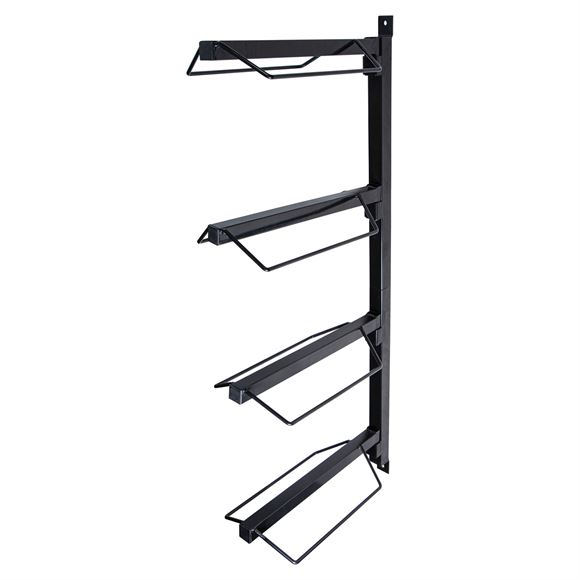 Easy-Up® 4-Tier Mounted Saddle Rack