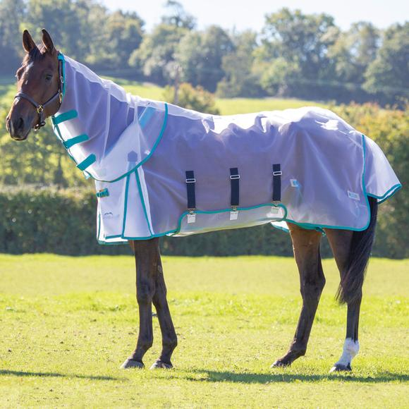 Shires Highlander Fly Sheet with Detachable Neck